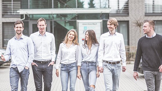 DNN Marketing Agentur Team